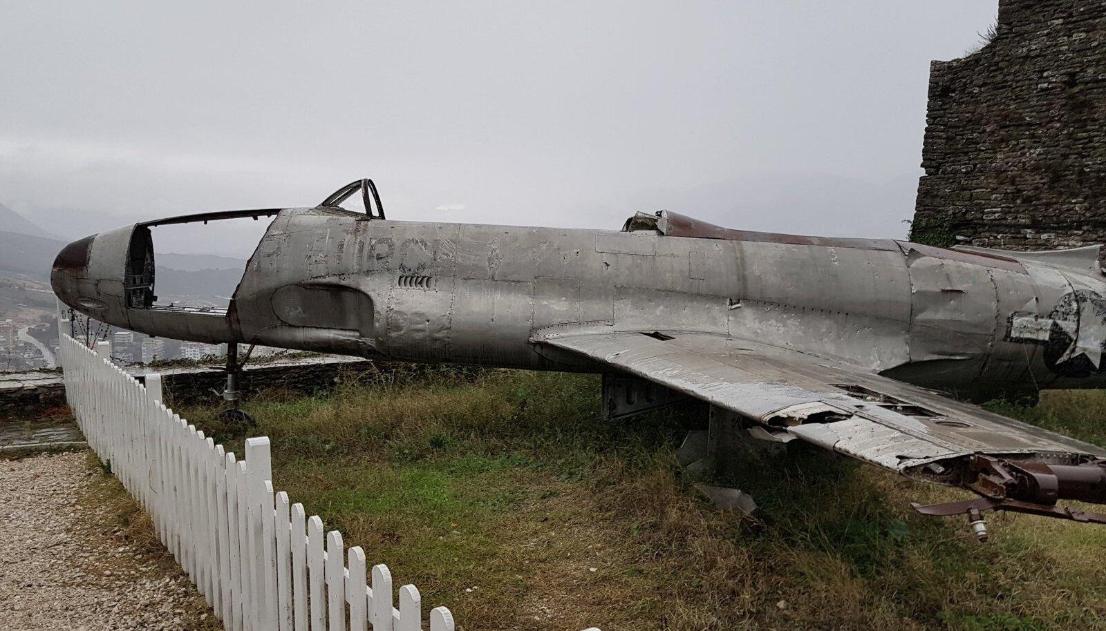 Mis juhtus selle lennukiga?