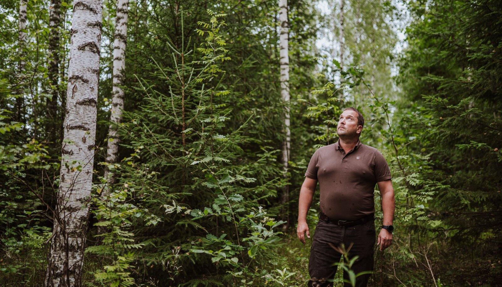 Protestiks riigiameti mastaapsetele keeldudele pani metsaettevõte Valga Puu kogu oma tehnika seisma ja saatis töötajad sundpuhkusele, firma juht Andres Olesk on kinnitanud, et see toob riigile kaasa 1,5 miljoni euro suuruse kahjunõude.