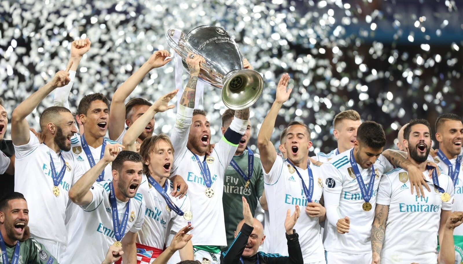 Võidukas Madridi Real