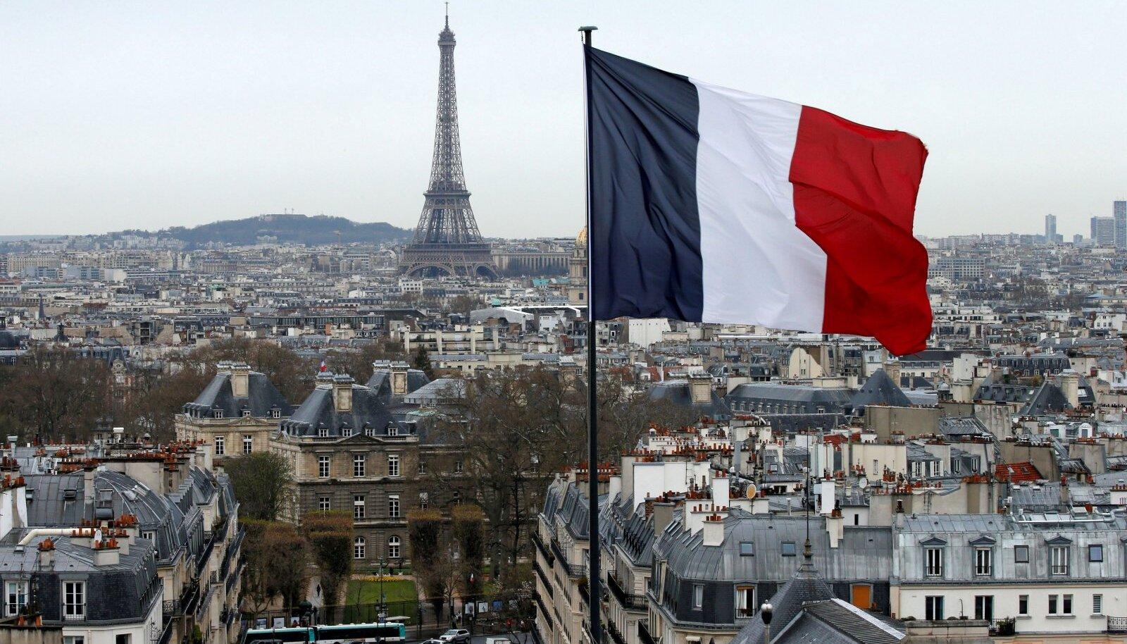 Pariis, Prantsusmaa