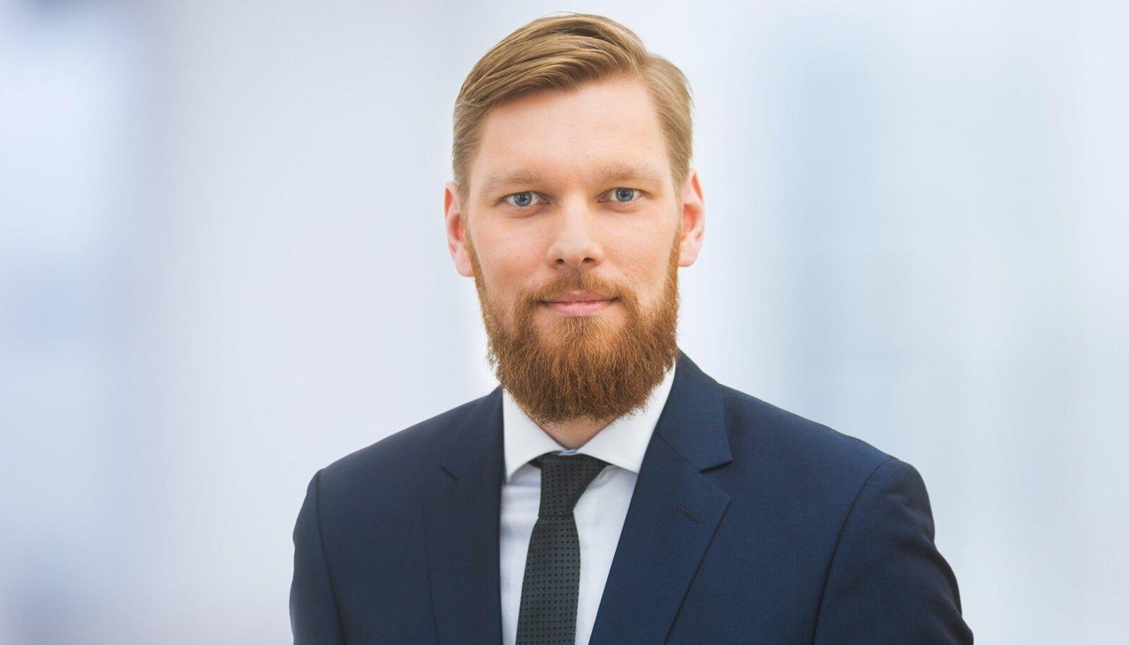 Redgate Capitali partner Mairo Kaseväli.