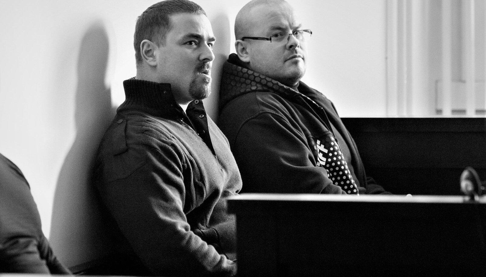 TAVALISED INIMESED: Isa sõnul on Erik ja Sten Kruusamägi olnud üldiselt tublid poisid.