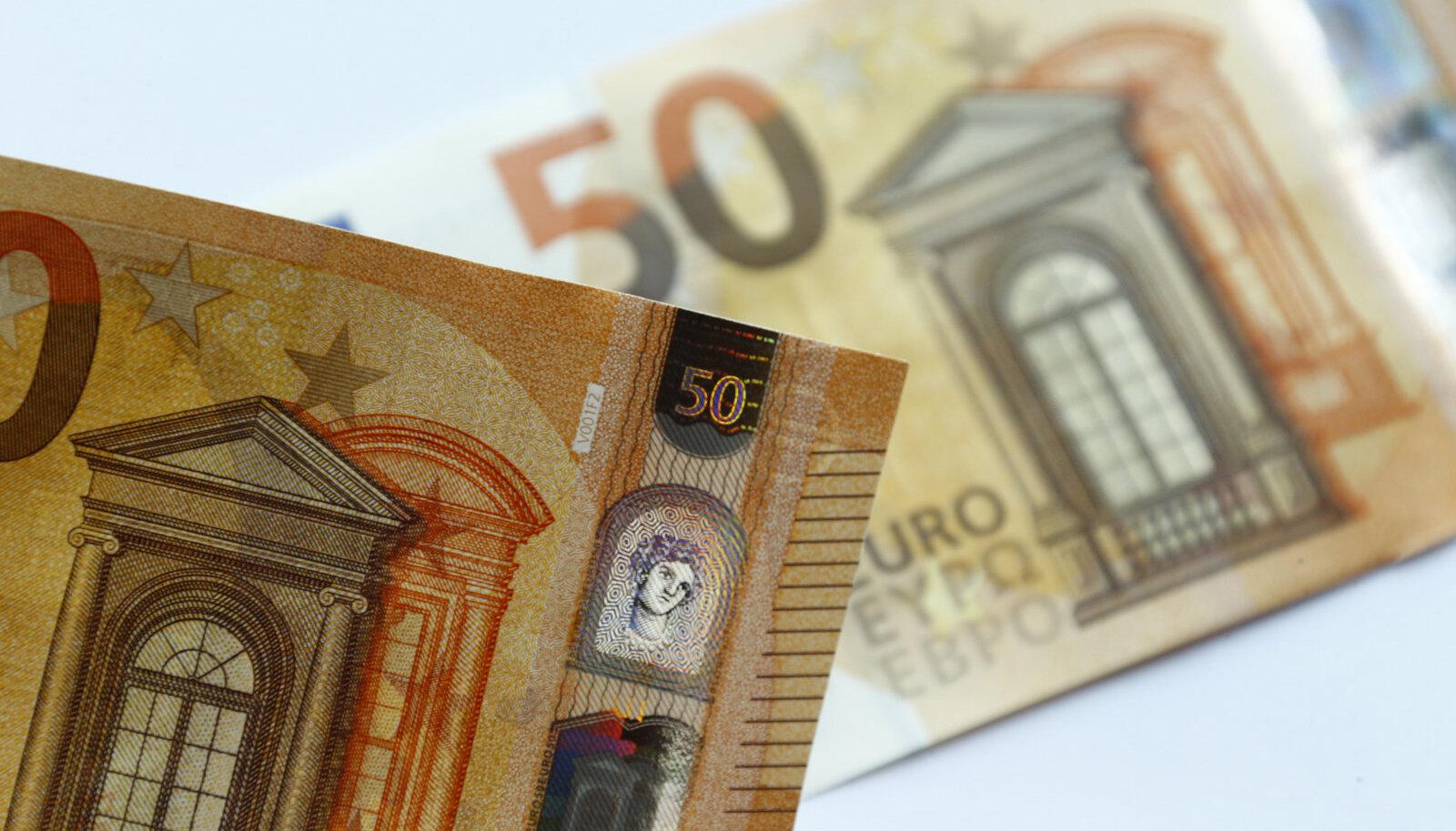 euro rahatähed