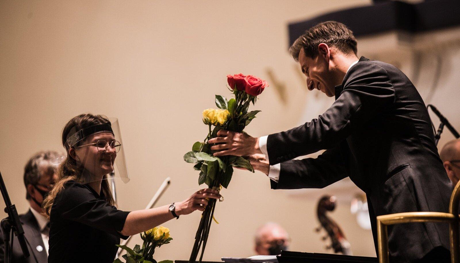 ERSO kontsert Estonia kontserdisaalis
