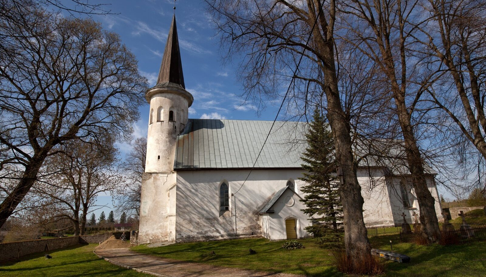 EELK Ristija Johannese Lüganuse kirik