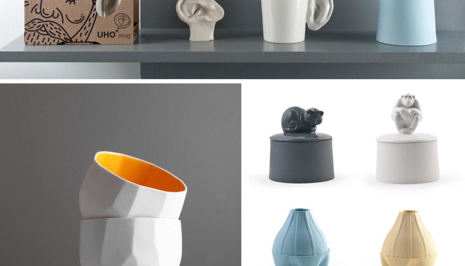 Upstairs shop viib Nordic Buzzile mängulisi, kuid lihtsaid tooteid