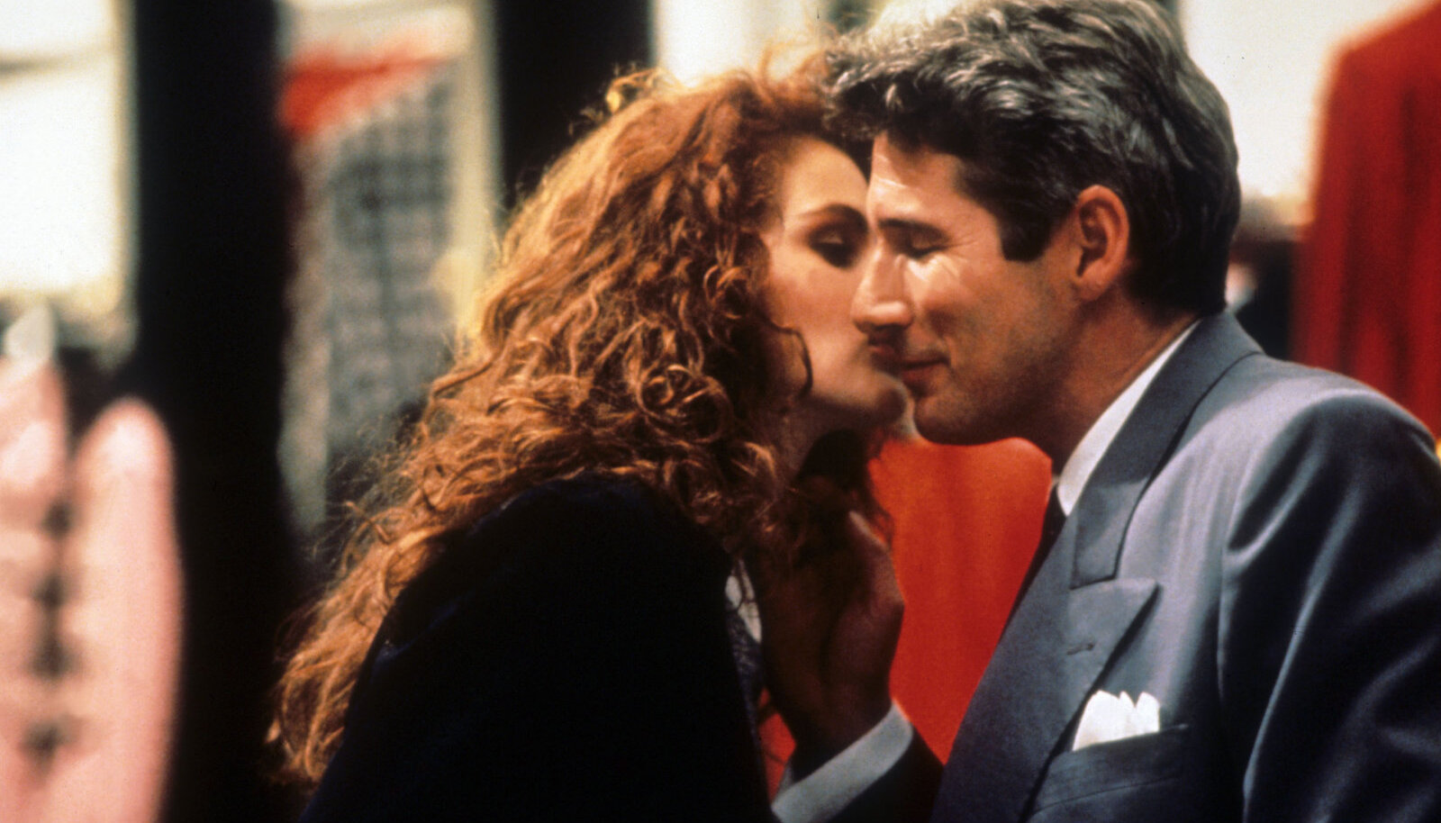 """Julia Roberts ja Richard Gere filmis """"Pretty Woman"""""""