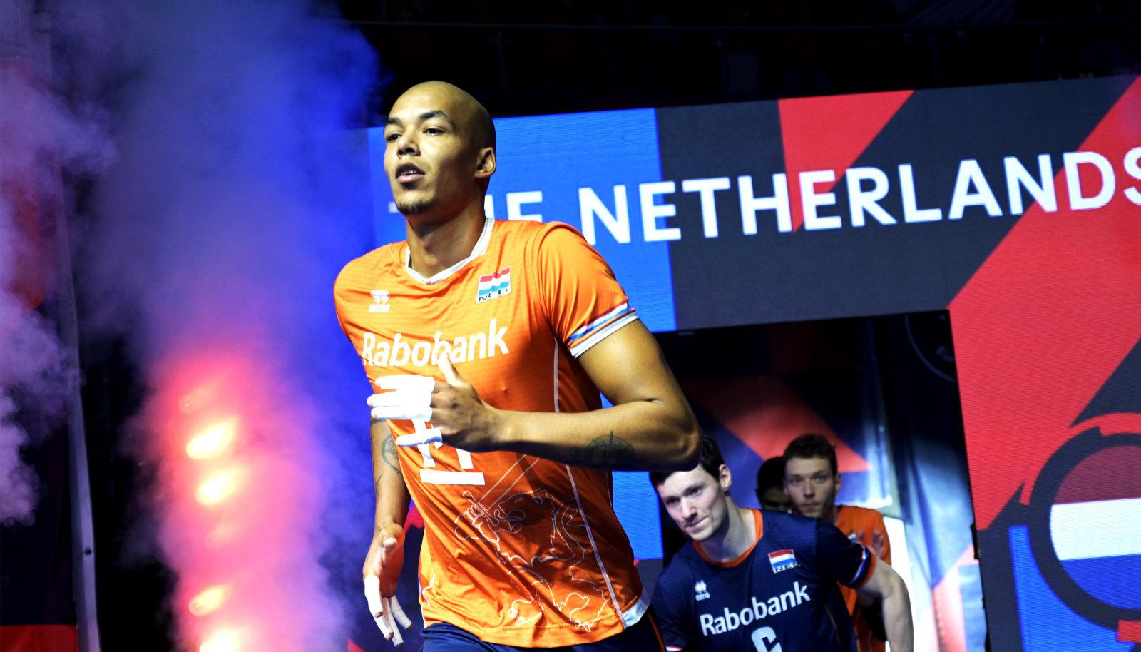 Hollandi liider Nimir Abdel-Aziz tõi täna koguni 37 punkti.