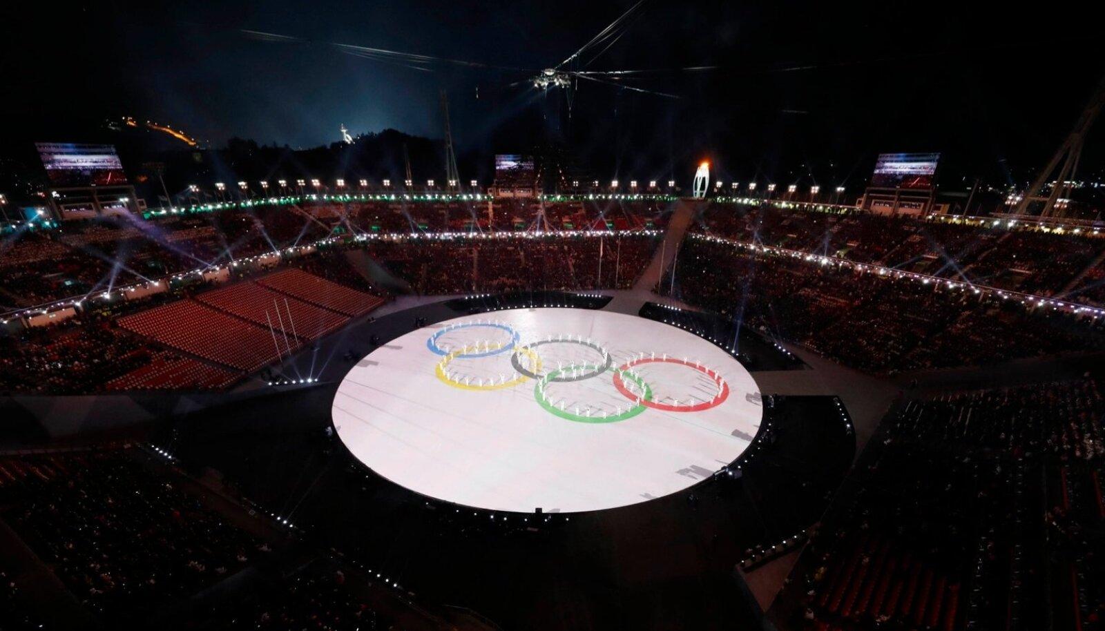 Pyeongchangi olümpia lõppedes oli teada, et vähemalt kaks järgmist olümpiat peetakse samuti Aasias.