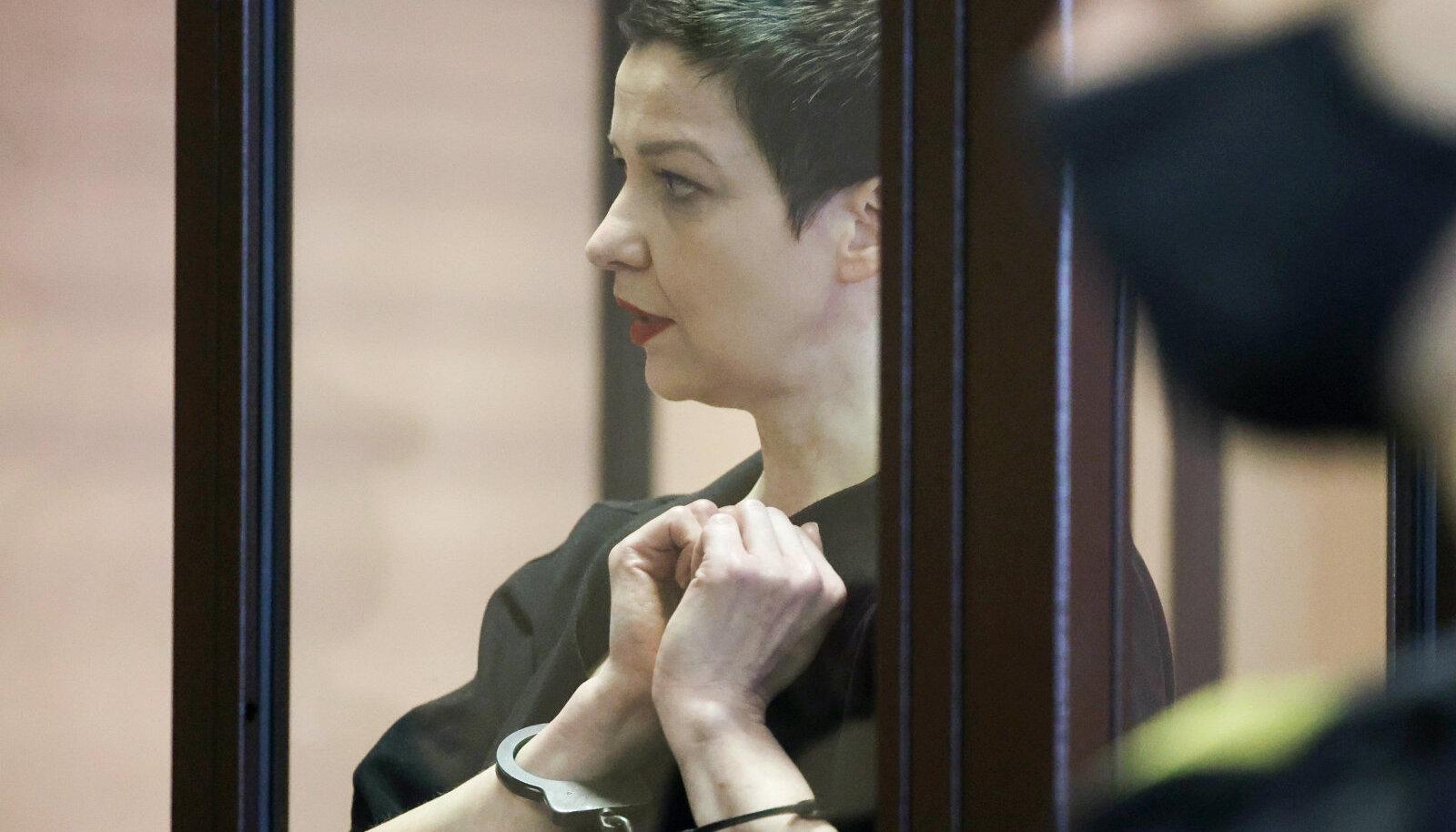 Maria Kalesnikava kohtus