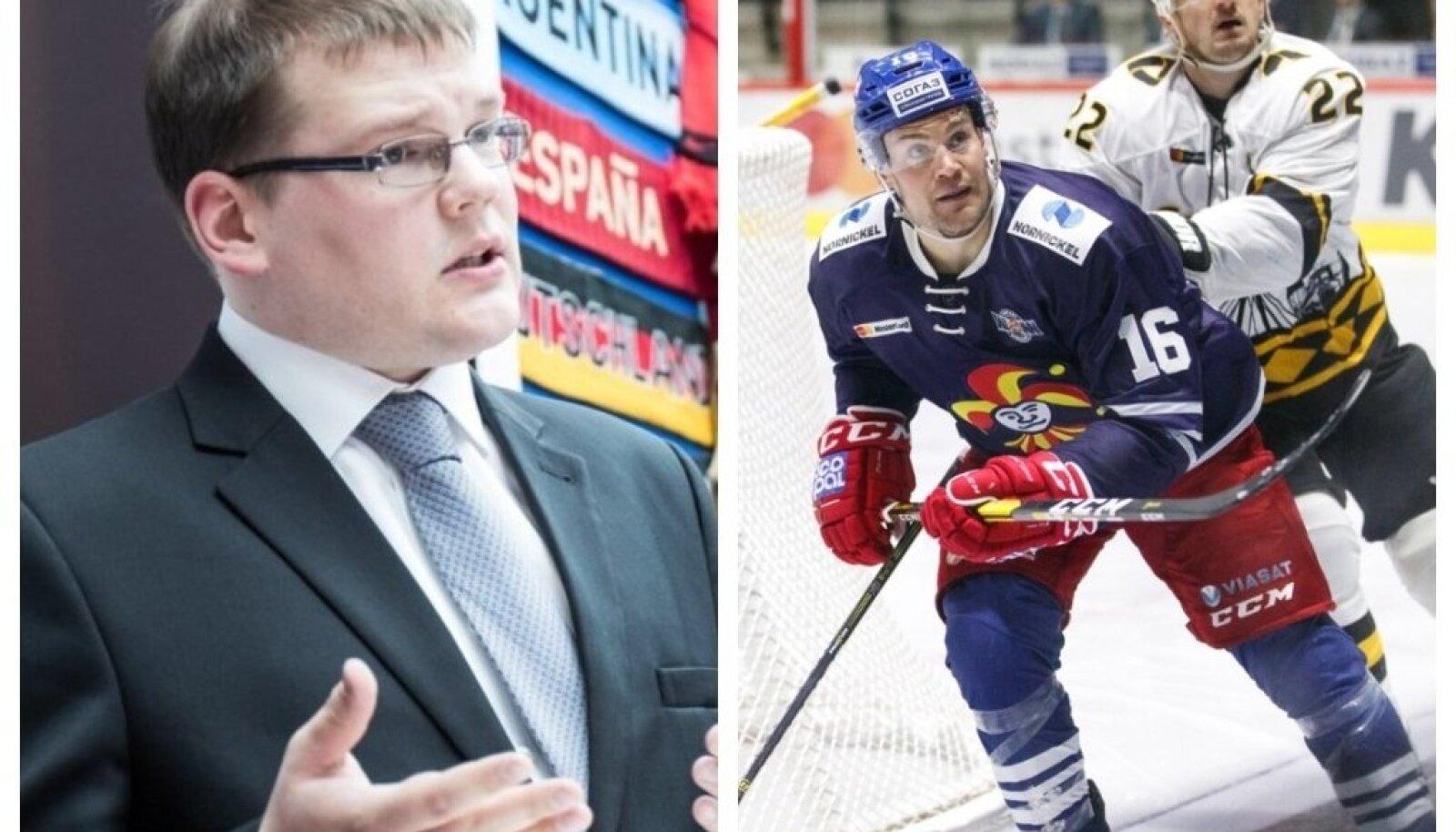 Ott Järvela vs KHL