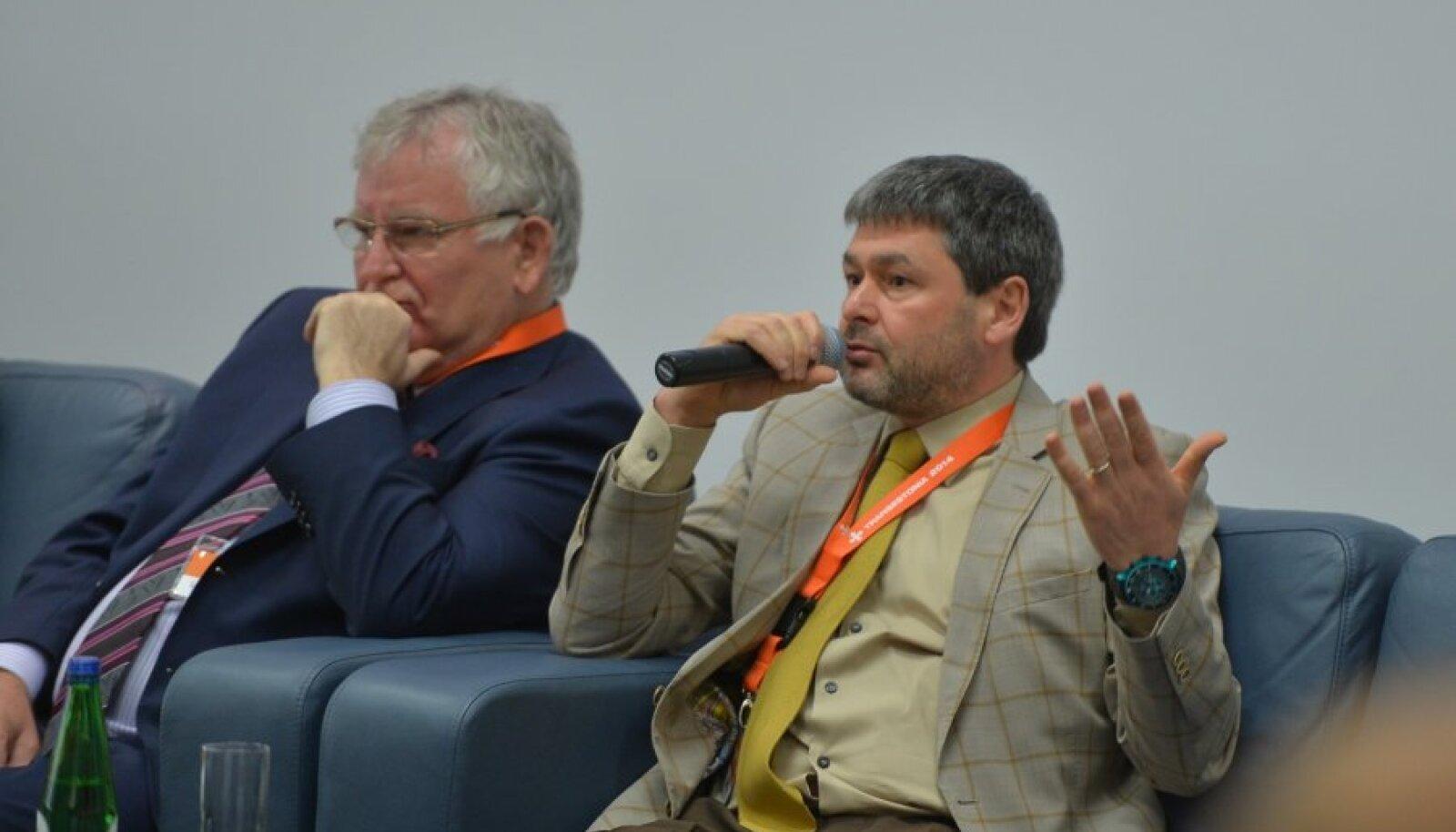 Kriiskoosolek Muugal, Oleg Ossinovski