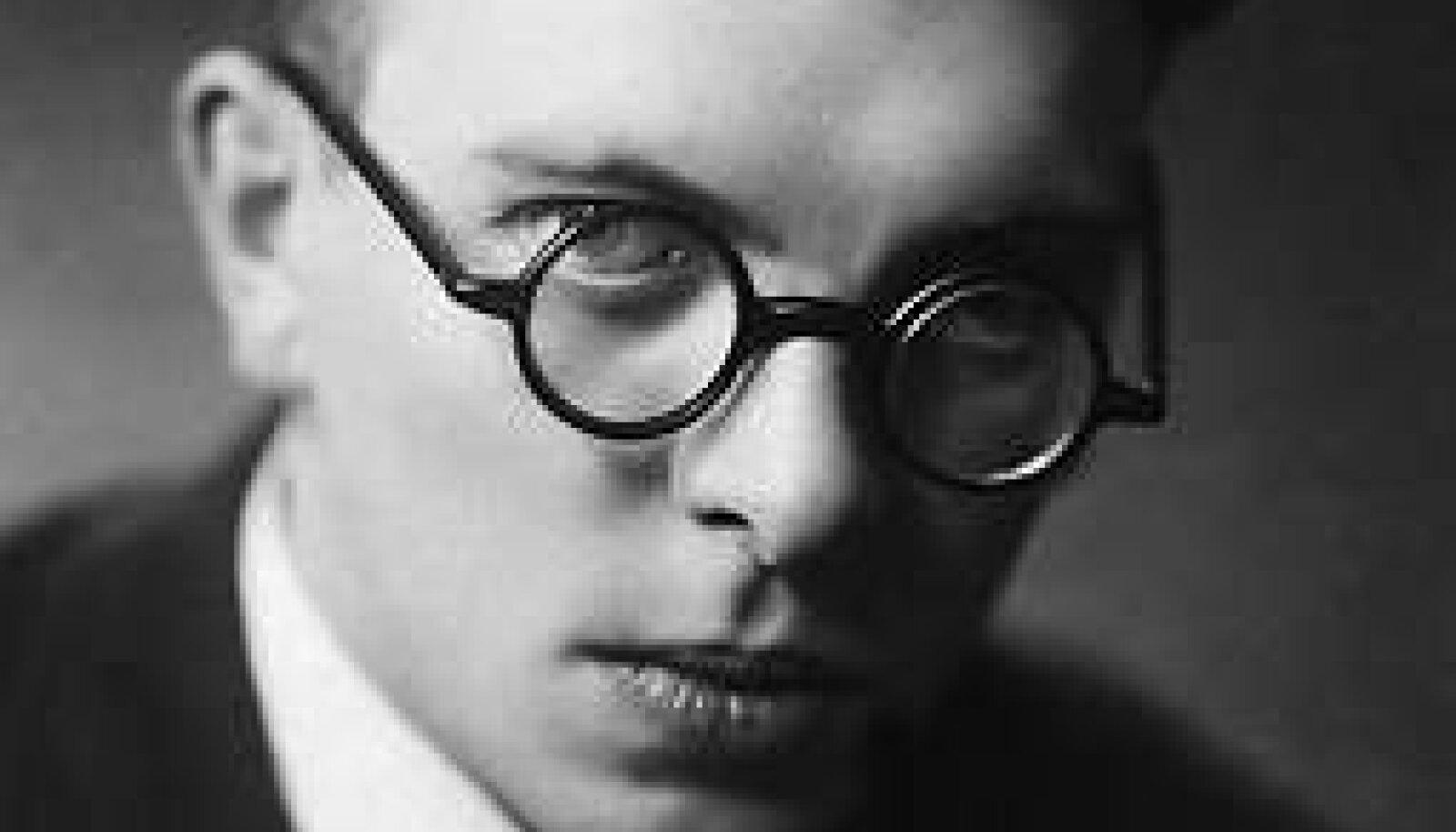 EKSTSENTRILINE ERUDIIT: Teoloog, folklorist, kirjanik ja tõlk Uku Masing (1909–1985). REPRO