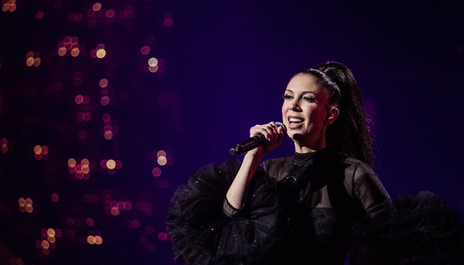 Eesti Laul 2020 I poolfinaal otsesaade