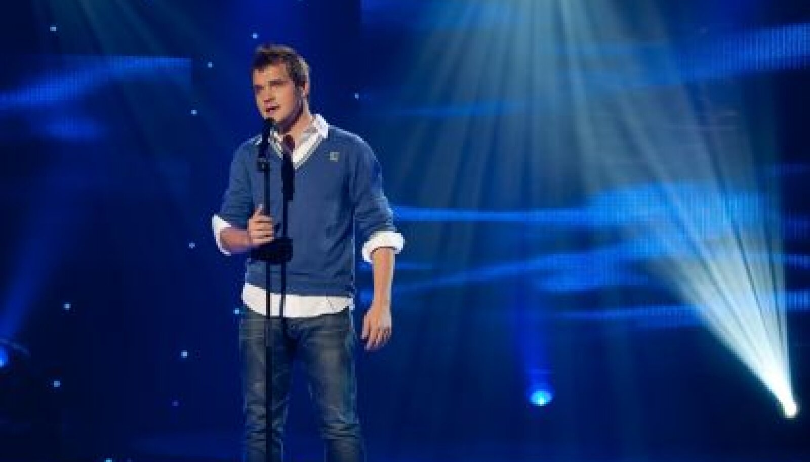 Eesti otsib superstaari 1. finaalsaade
