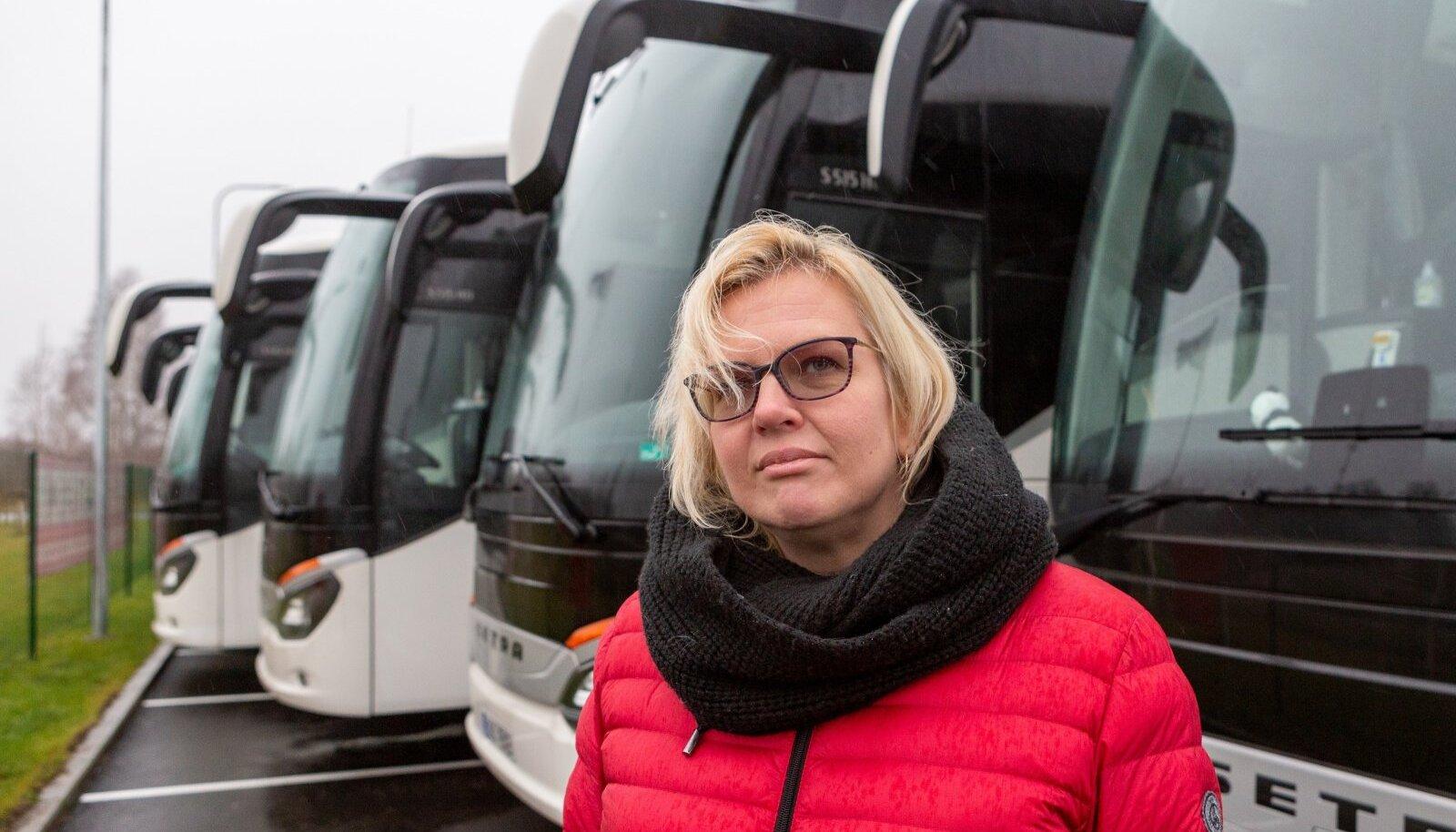 Greta Tammelehe sõnul nii edasi minna ei saa, sest kõigil on raha otsas.