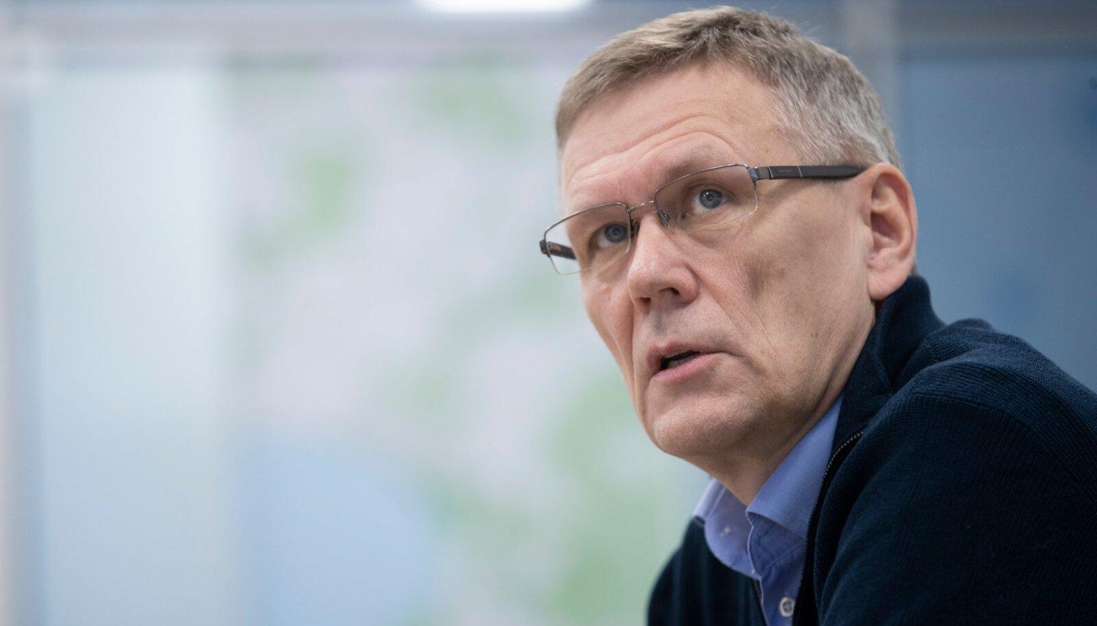 RB Raili Eesti filiaali juht Aivar Jaeski