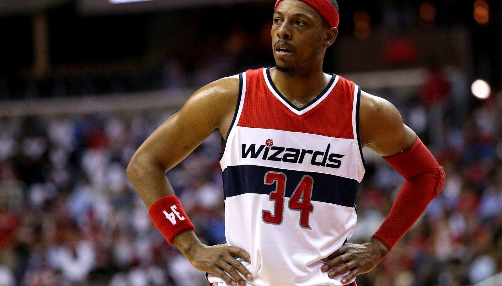 Atlanta Hawks v Washington Wizards - Game Four