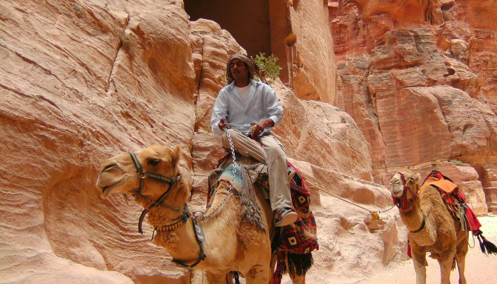 Petra, Jordaania