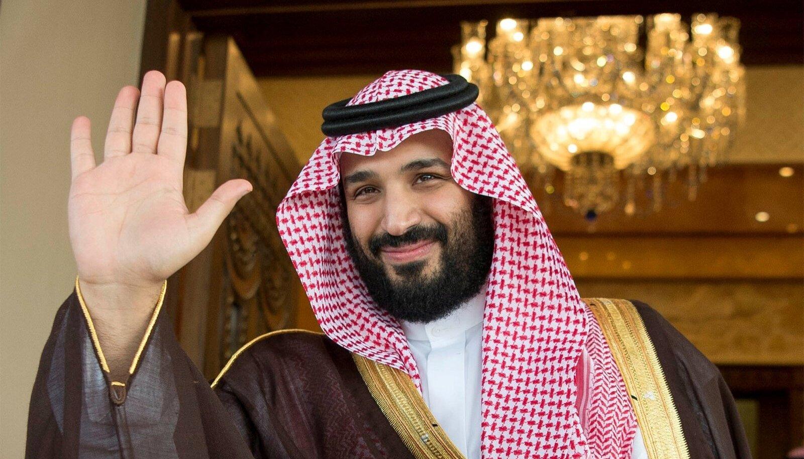 JÕHKER REFORMIJA: Kroonprints Mohammed bin Salman näikse tegutsevat nagu keskaegse Euroopa kuningad: kui eesmärgi saavutamiseks on vaja valada verd, siis tuleb seda kõhklematult teha.