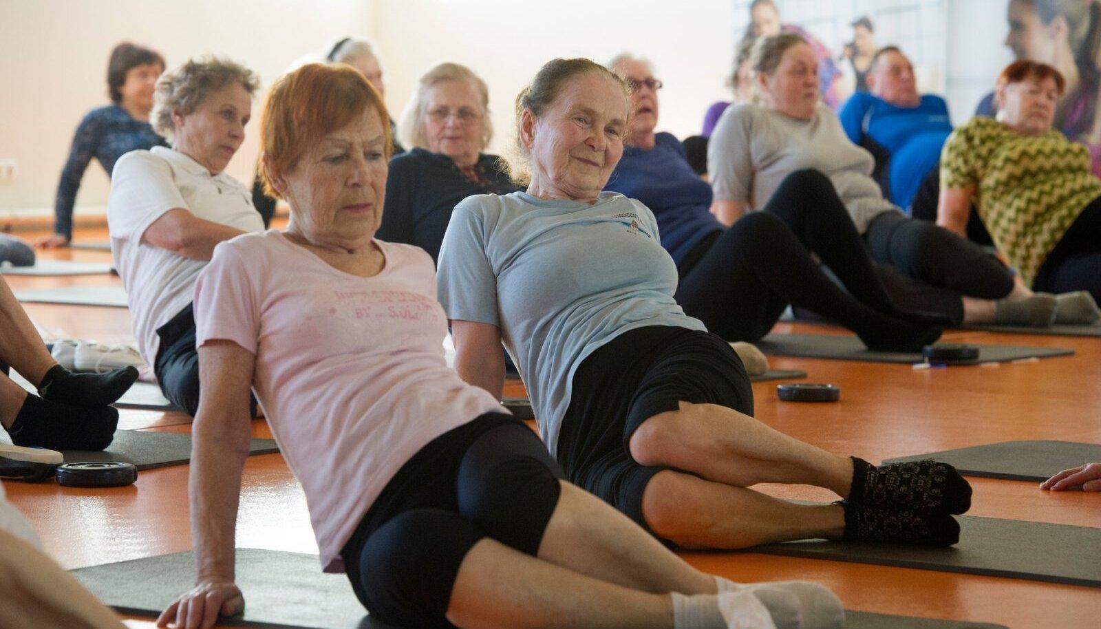 Edaspidi võib Tallinna pensionär saada toetust aktiivsuse eest.