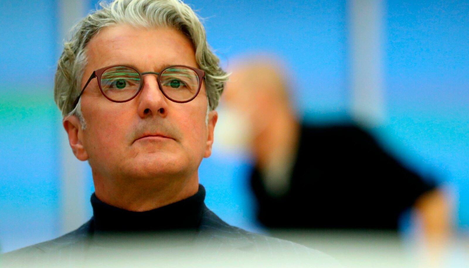 Audi endine tegevjuht Rupert Stadler 6. oktoobril Saksamaal diisliskandaaliga seonduvalt kohtus