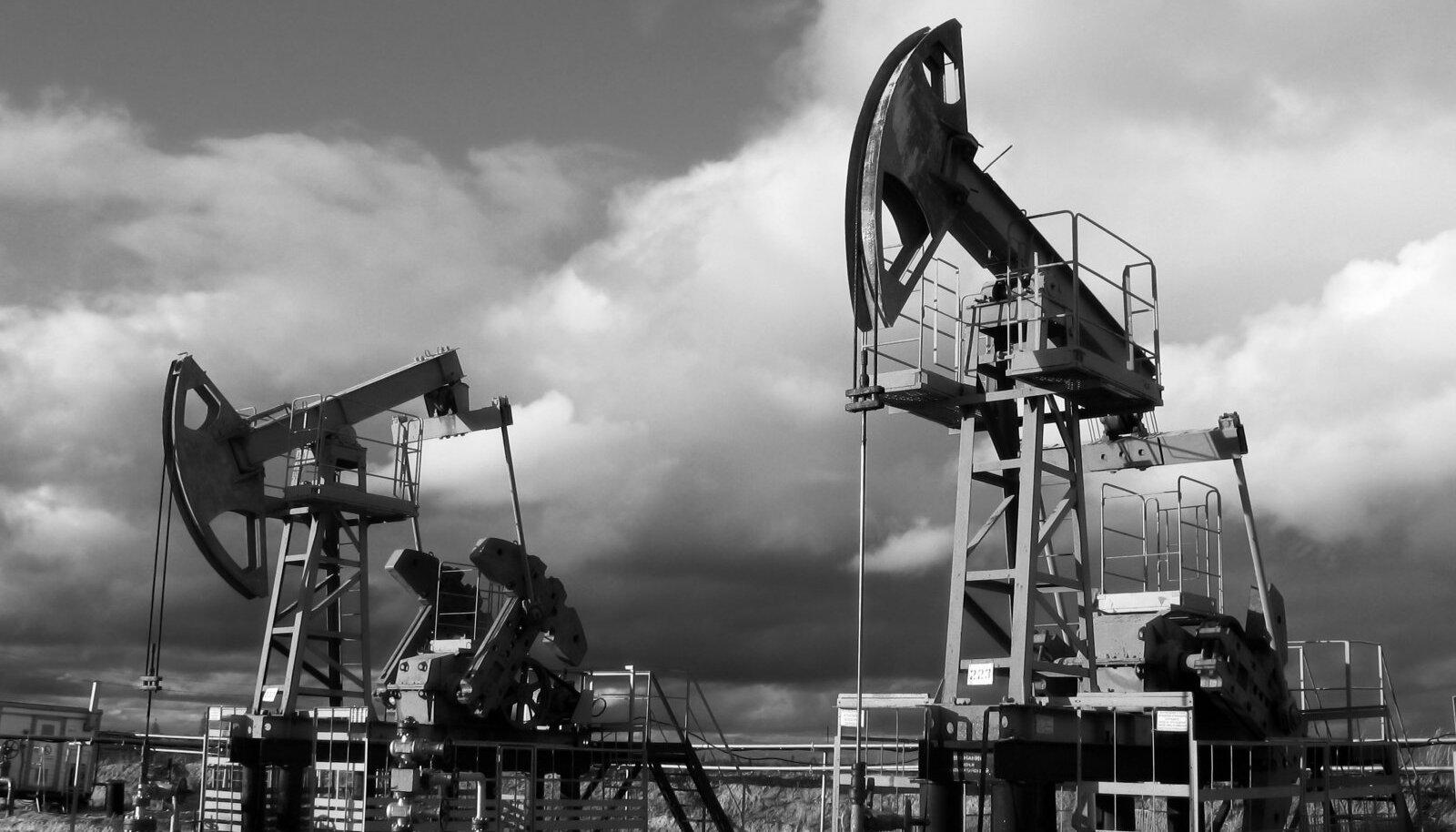 nafta tootmine