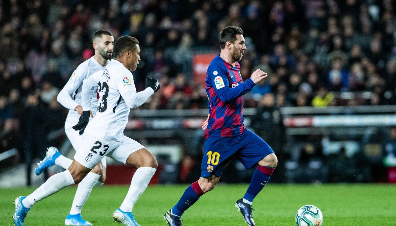 Lionel Messi (palliga)