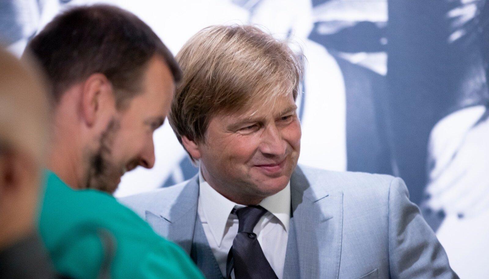 Wise'i juhid Taavet Hinrikus ja Kristo Käärmann