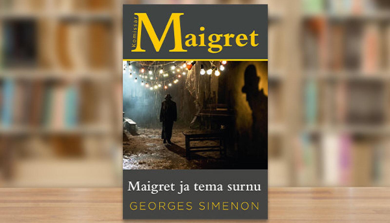 Maigret ja tema surnu.