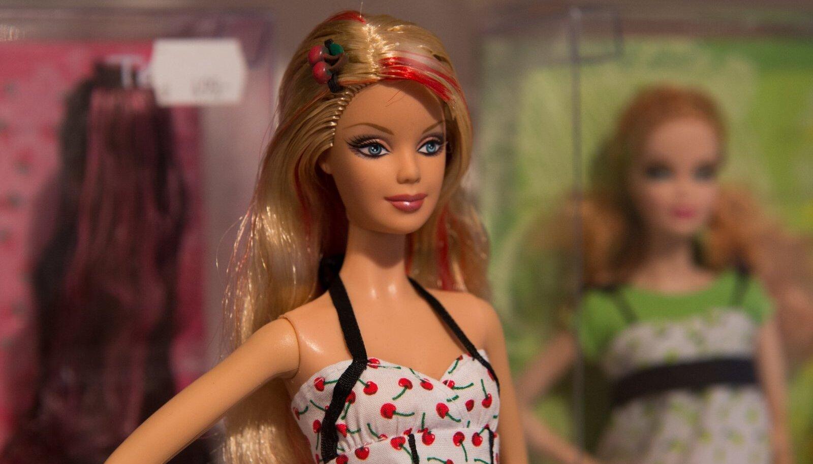 Barbie nukud Lastemuuseumis
