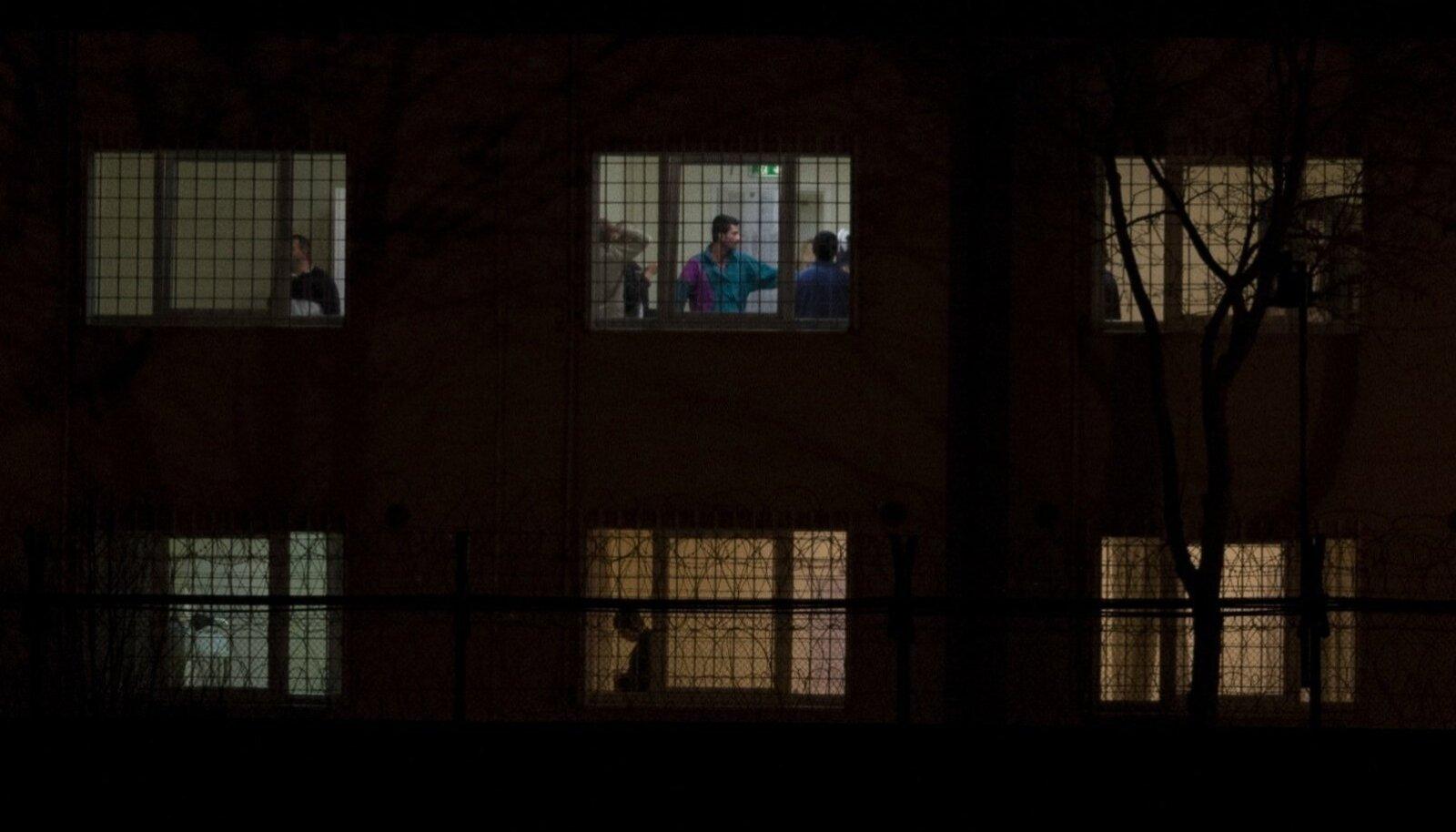 SUNNIVIISILINE KODU: Viimased seitse kuud on ta istunud Harku kinnipidamiskeskuses ja oodanud väljasaatmist Venemaale.