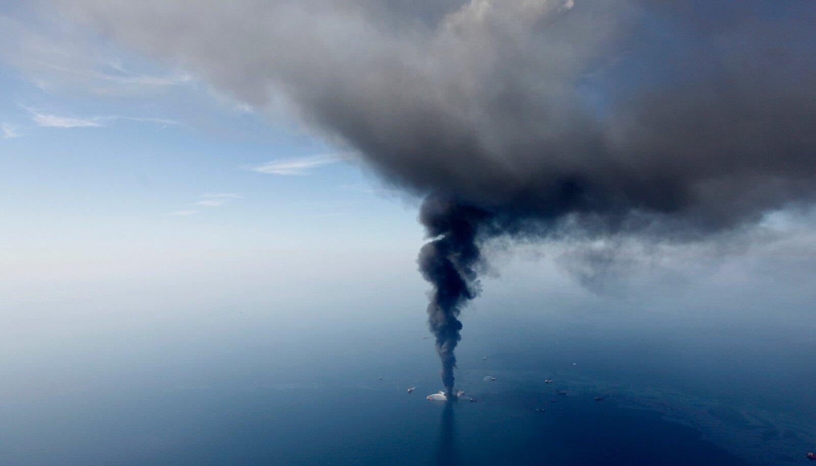 BP on tekitanud palju keskkonnakahju, sealhulgas Mehhiko lahes 2010. aastal naftatornil Deepwater Horizon tekkinud plahvatusega.