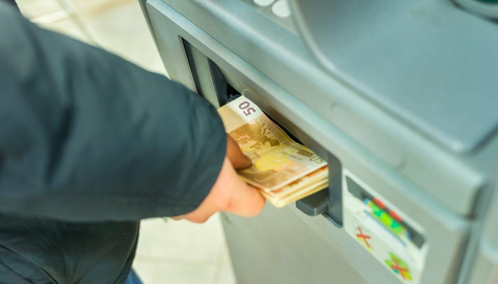 Pangaautomaat