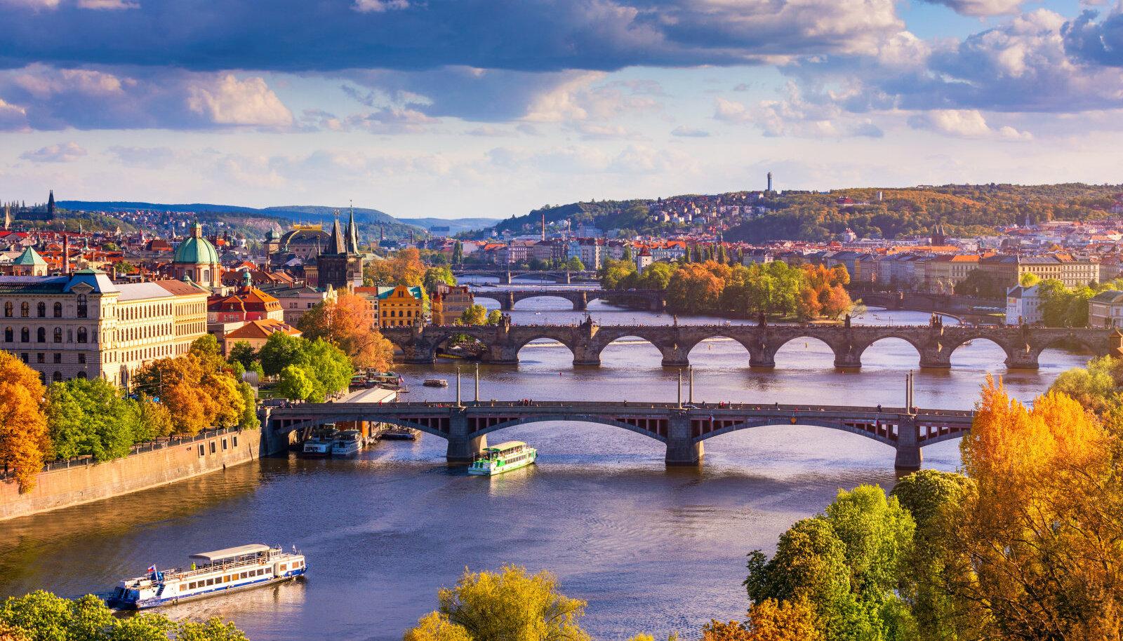 Sügisene Praha
