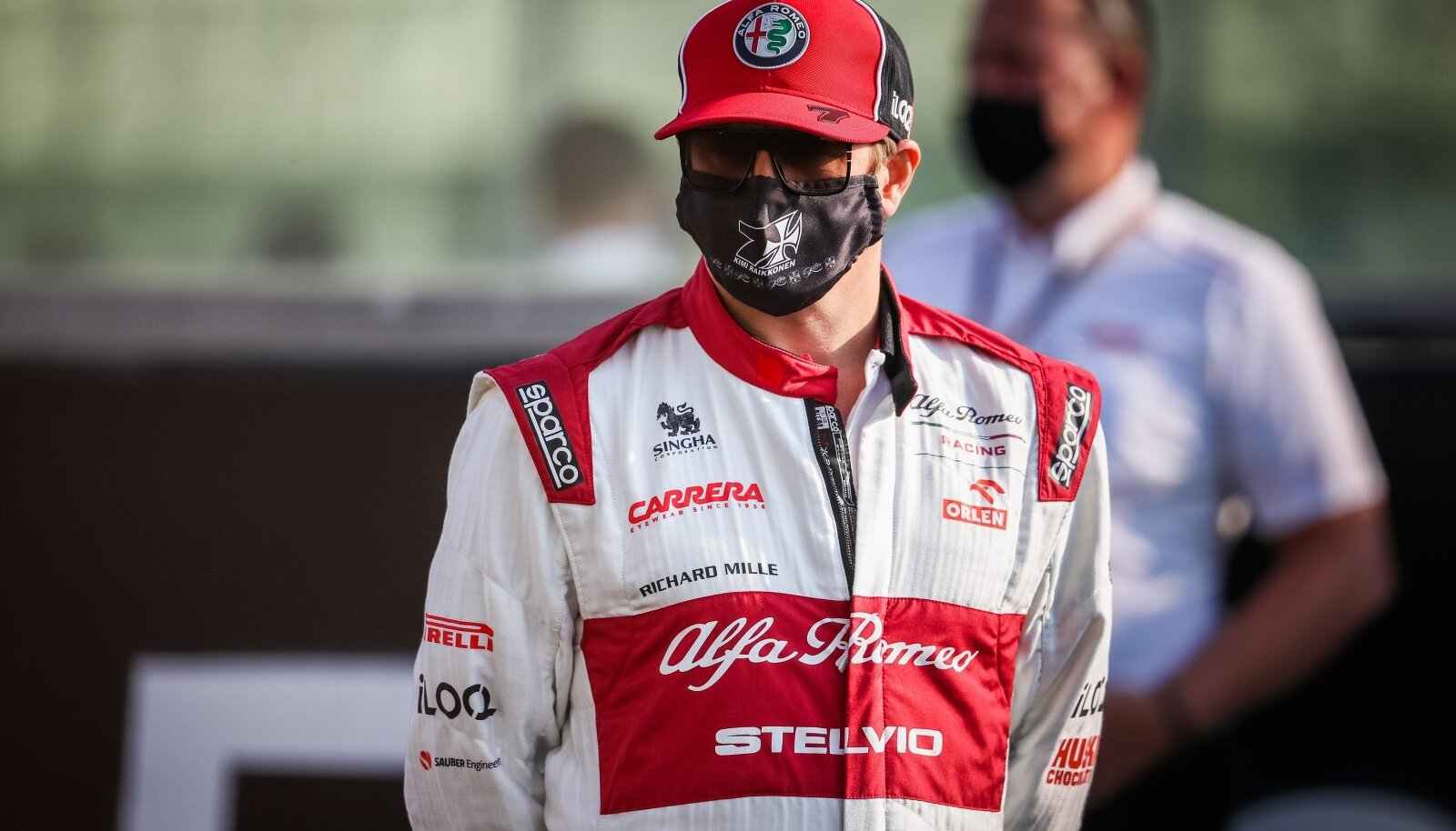 Motorsports: FIA Formula One World Championship 2020, Grand Prix of Abu Dhabi
