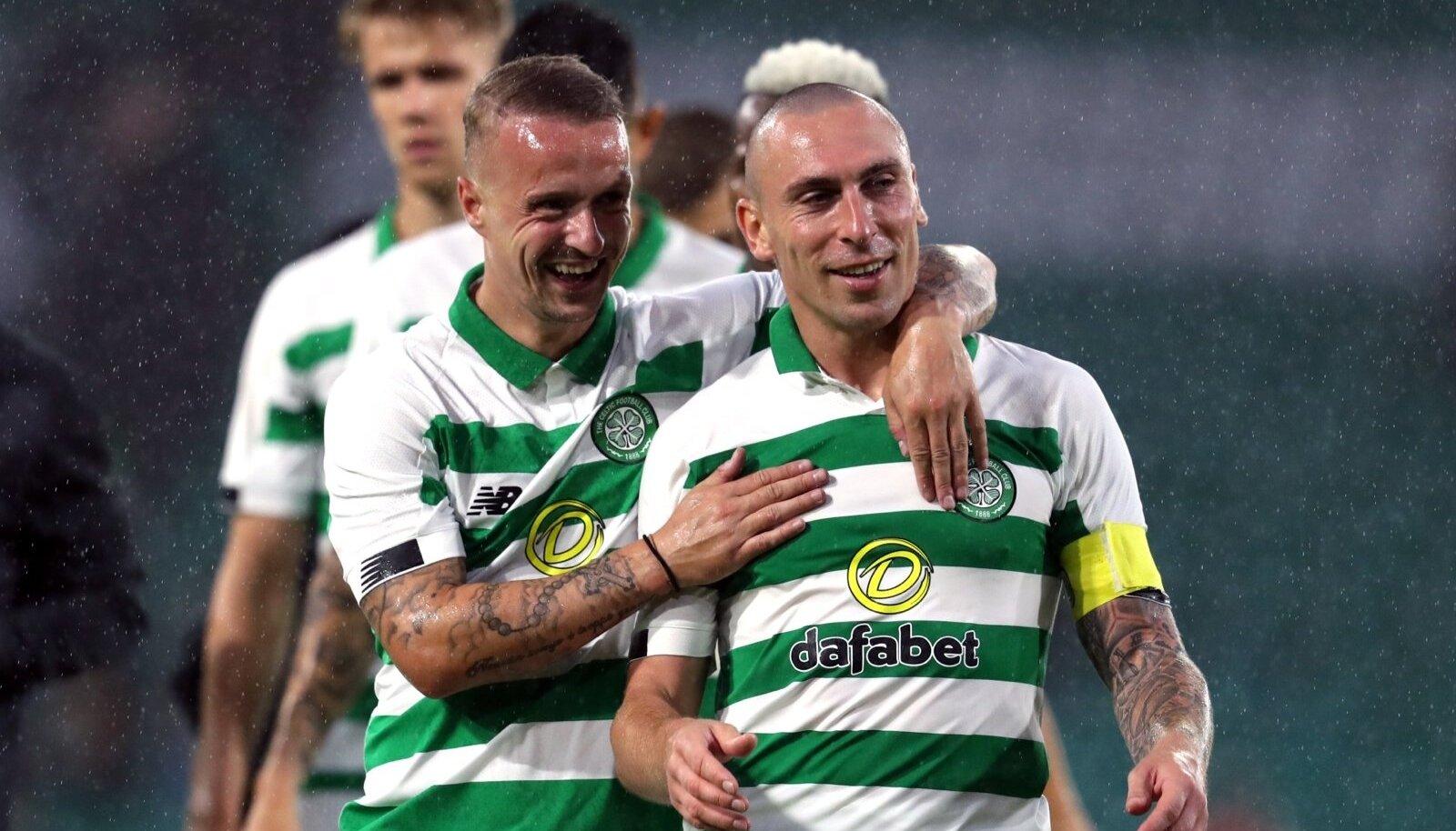 Celtic v FK Sarajevo - UEFA Champions League - First Qualifying Round - Second Leg - Celtic Park