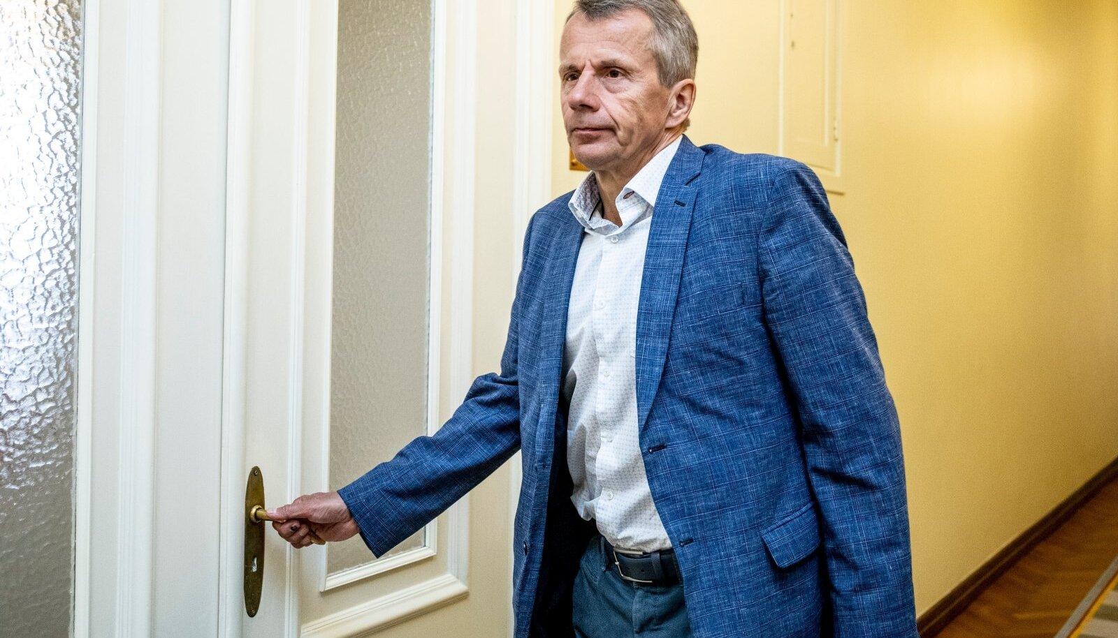 Riigikogu liige Jürgen Ligi.