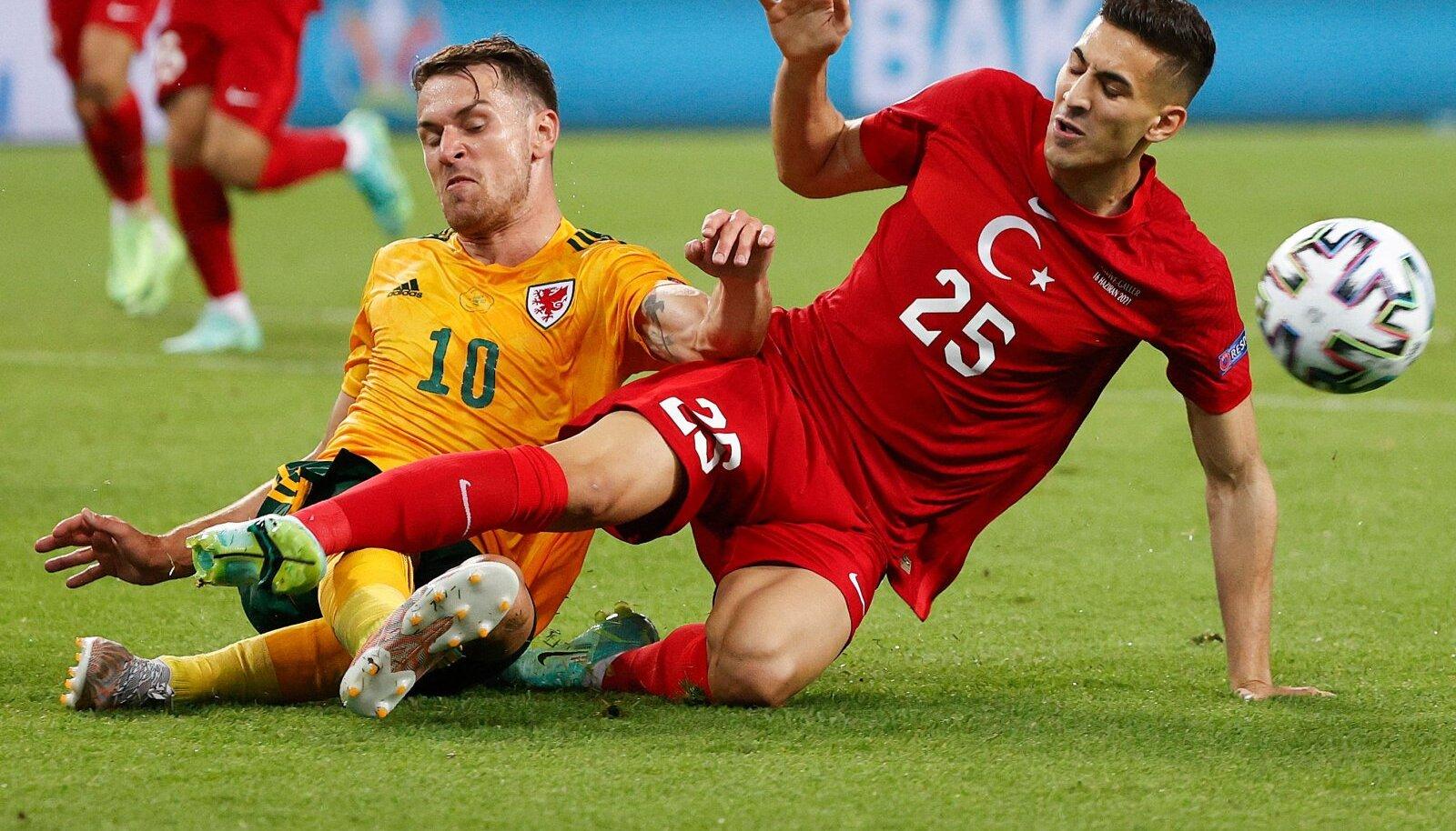 Tänavu peeti jalgpalli EM-i mänge koguni 11 linnas üle Euroopa.