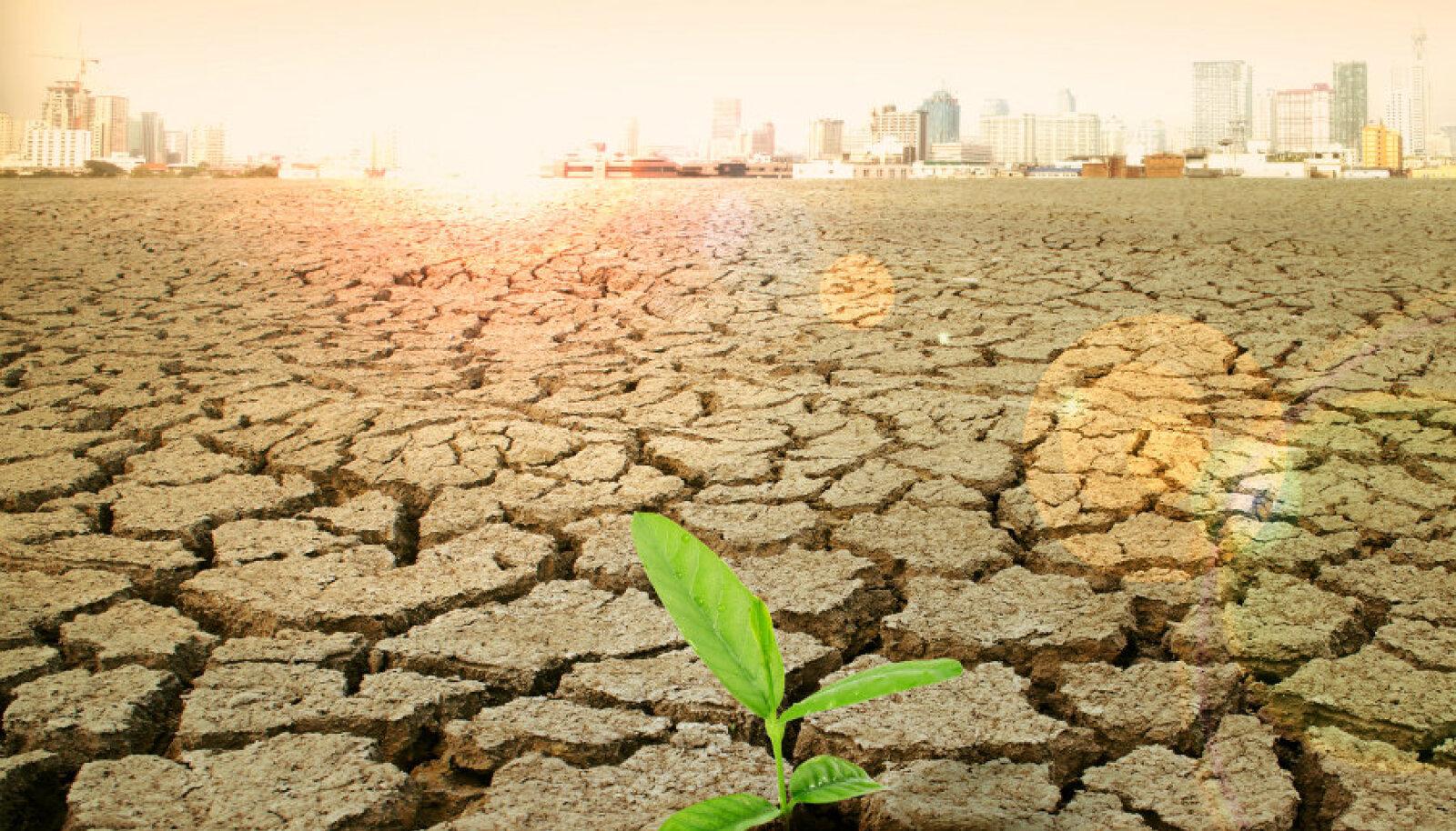 Inimkond on jõudnud planeedi taluvuspiiride ületamise piirile