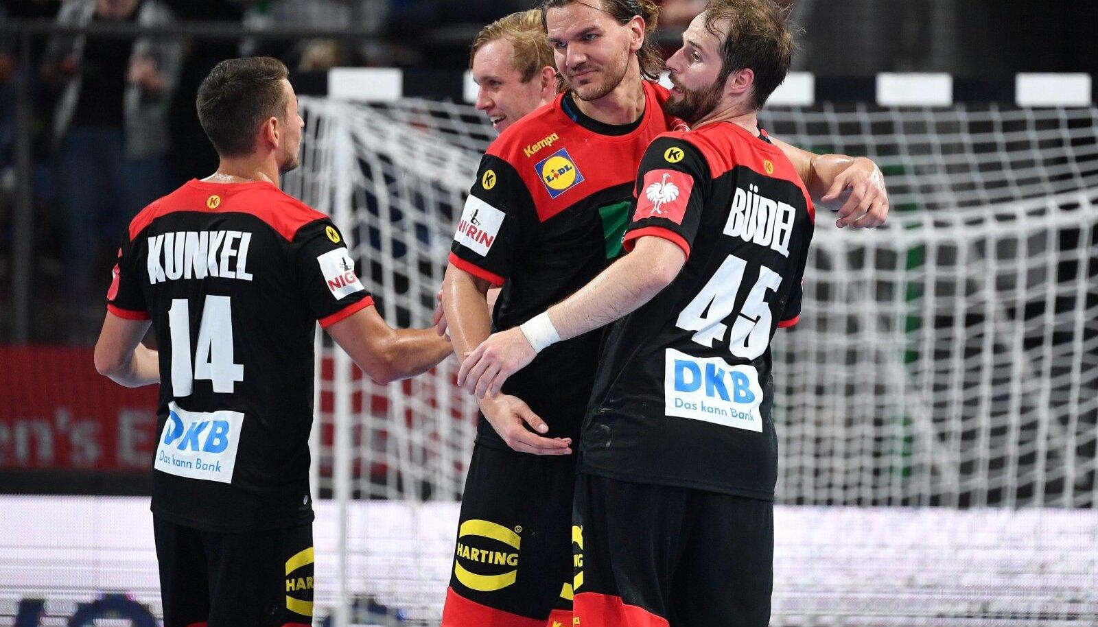 On küsitav, kas maailma käsipalli tippu kuuluv Saksamaa koondis Eestisse saabub.