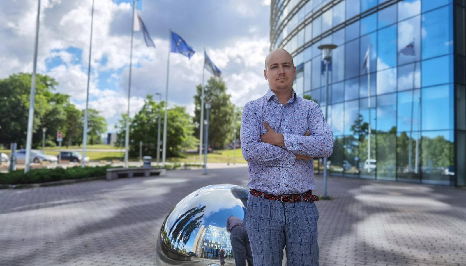Vitali Donskoi, Huawei äriarendusjuht Eestis