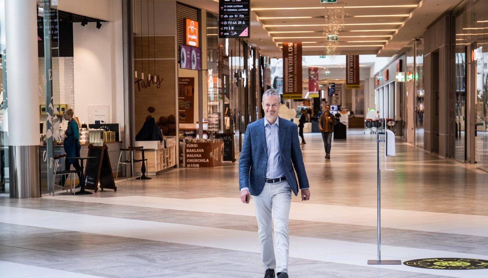 Allan Remmelkoor kinnitab, et pankrotimenetlusest hoolimata tehakse T1 3. mail lahti.
