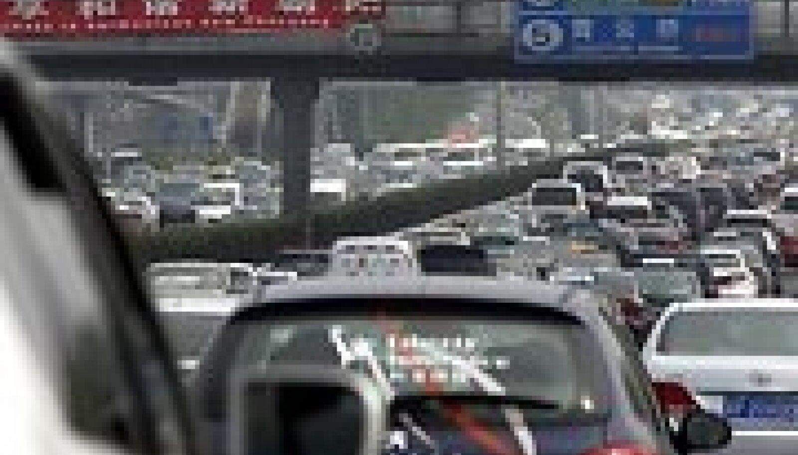 Hiina on maailma suurim autoturg ja kiireim autostuja. Foto Facid Gray, Reuters