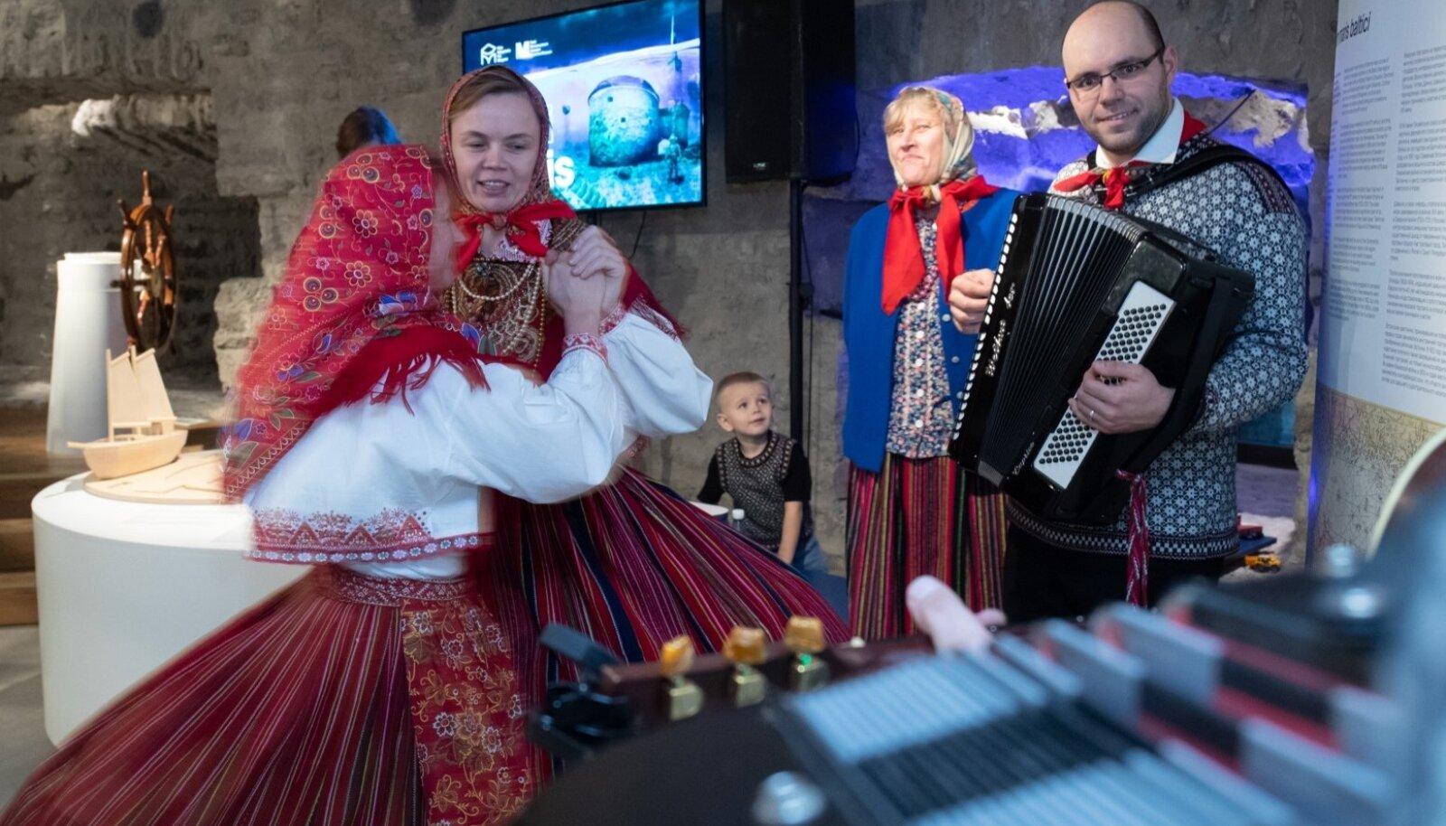 Eesti Meremuuseum Paksu Margareeta taasavamine