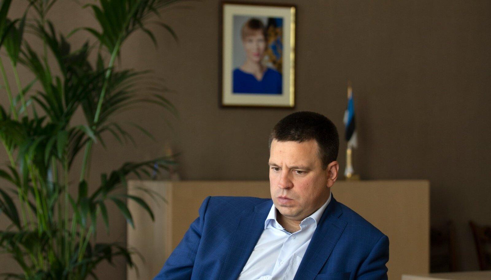 Jüri Ratas, juuni 2021