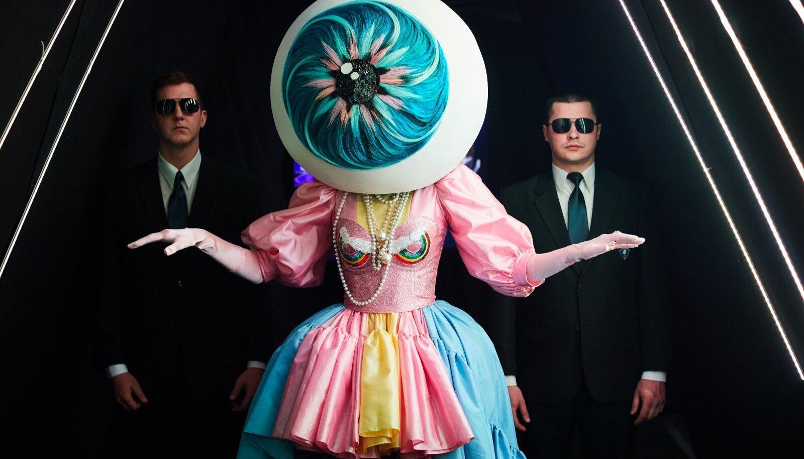 Maskis laulja 2. saade