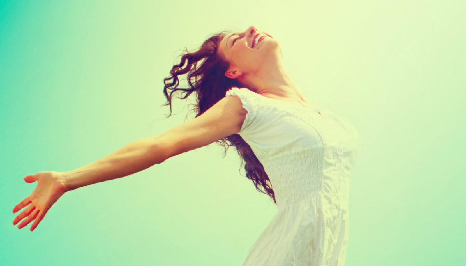 Elu usaldamine teeb elamise kergemaks ja õnnelikumaks