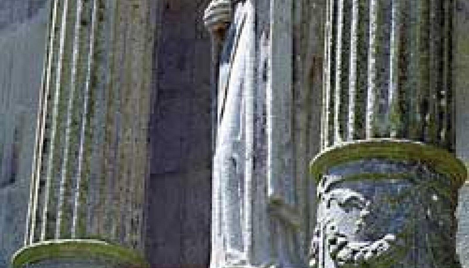 KOSUTUS VAIMULE: Katoliiklik usutunnistus pole Santiago de Compostela palverännaku läbitegemise eeltingimuseks. REPRO