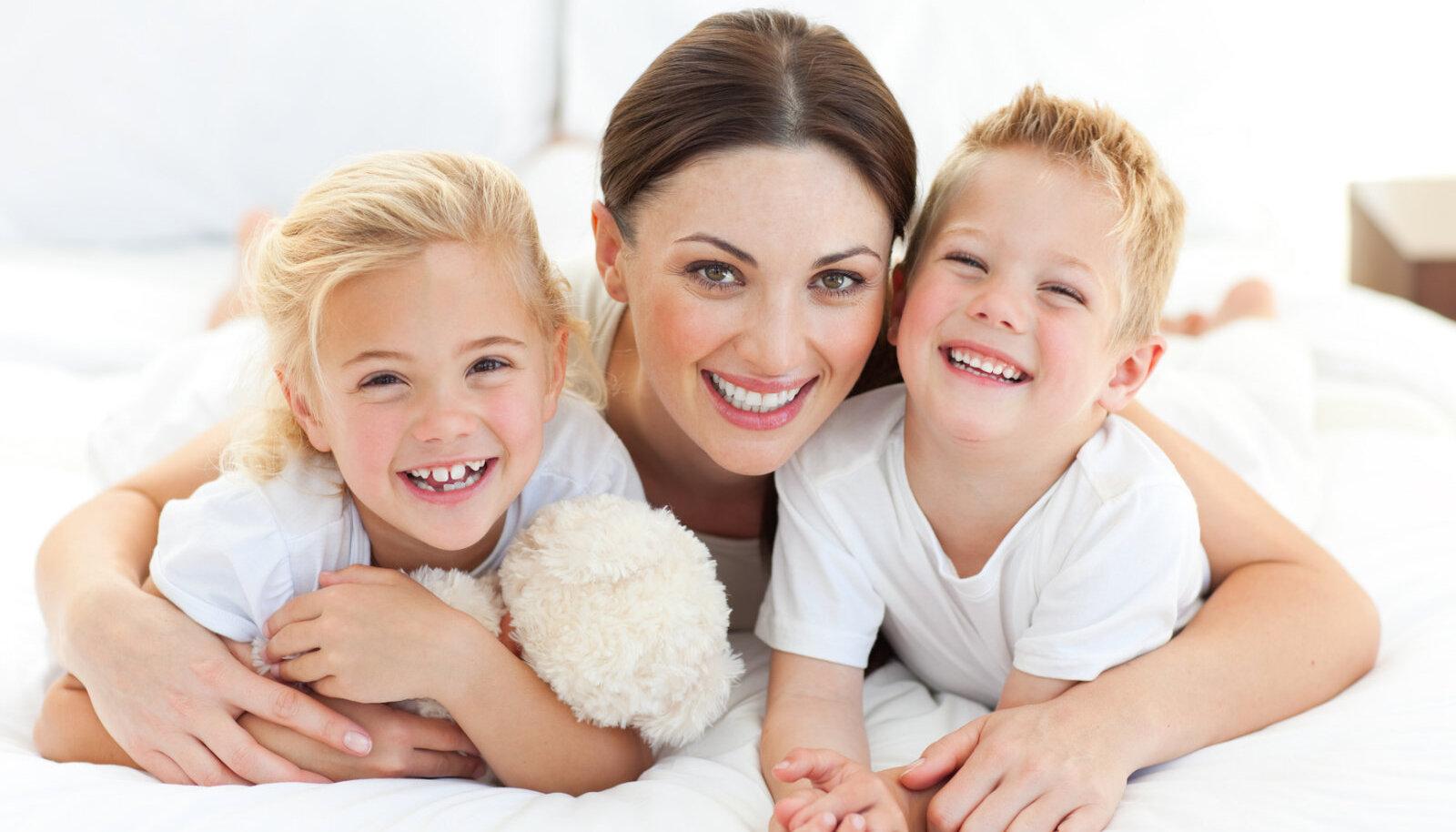 Ema ülesanne on anda oma lapsele juured ja tiivad